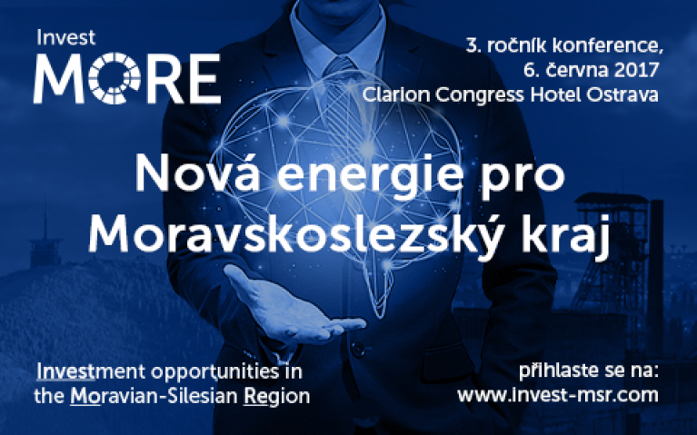 Regional investment conference  INVEST MORE will take place in June!