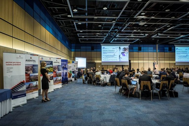 The traditional Invest MORE conference introduced energy for the Moravian-Silesian region