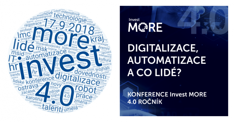 Conference Invest More 2019 is coming!